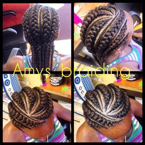 19 more big cornrow styles to feast your eyes on cornrow 19 more big cornrow styles to feast your eyes on style