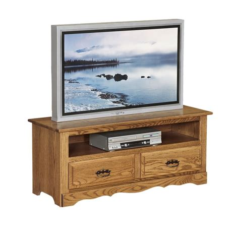 small tv console table small tv console amish small tv console country