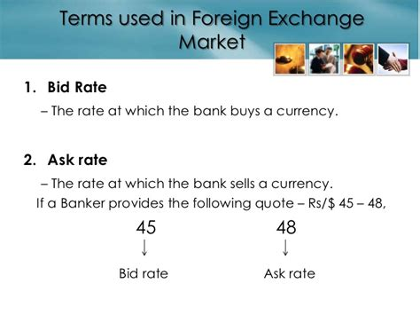 bid rate meaning of bid and ask rate in forex forex center