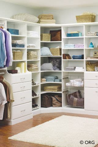 Buy Walk In Closet by Find Space For Bulky Items In A Walk In Closet With Corner