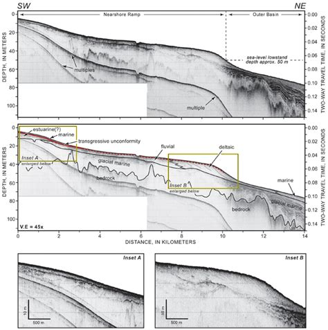 How Was The Continental Shelf Formed by Usgs Open File Report 2007 1373 High Resolution Geologic