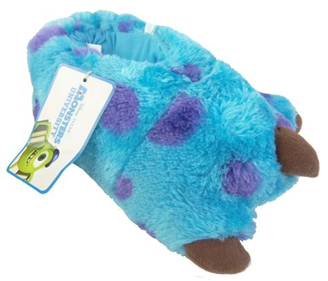 monsters inc slippers boys slippers monsters inc comfy novelty