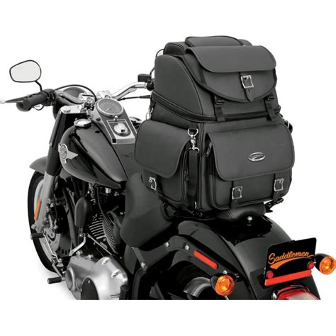 Motorrad Style Tours Sac by Br3400ex Back Seat Sissy Bar Bag