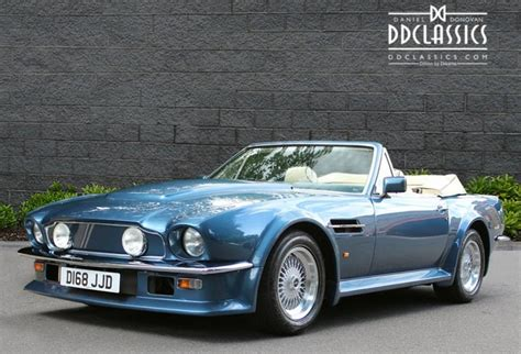 v8 vantage volante 1987 aston martin v8 is listed zu verkaufen on