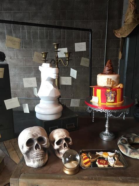 harry potter decoration ideas kara s ideas hogwarts harry potter birthday