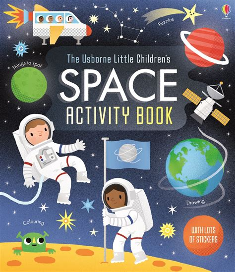 spaceport earth the reinvention of spaceflight books children s space activity book at usborne