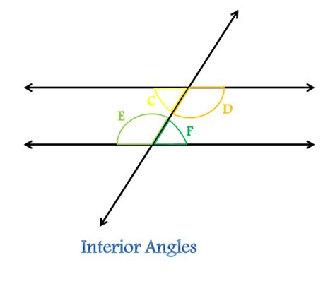tube layout angle definition transversal in geometry definition angles video