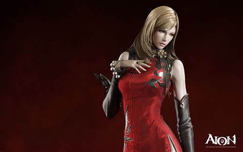wallpaper game girl aion beautiful girl wallpapers hd wallpapers id 11879