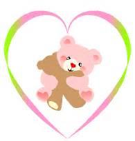 imagenes de amor de ositos animados animados gif de corazones con ositos