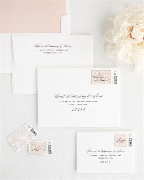 Wedding Invitation Recipient Addressing