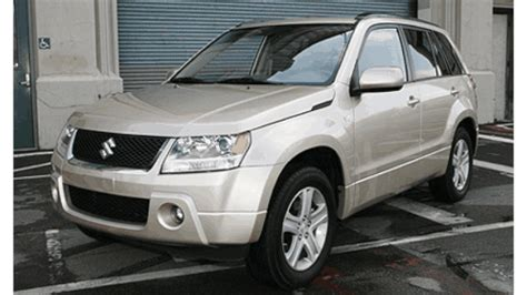 Cover Grand Vitara F New Warna 2007 suzuki grand vitara review 2007 suzuki grand vitara roadshow