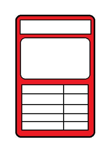 top card template top trumps card templates by katiebell1986 teaching resources tes