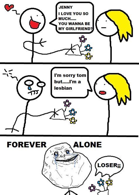 Forever Alone 2 forever alone 2 by happyfacekiller88 on deviantart