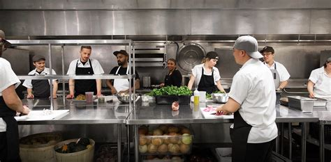 The Amazing And Beautiful Restaurant Kitchen Chefs