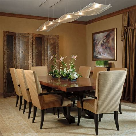 asian contemporary asian dining room chicago by