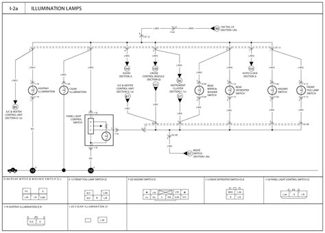 kia sportage air conditioning wiring diagram images
