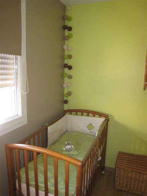 chambre garcon vert et gris chambre b 233 b 233 vert anis et taupe photo de d 233 coration