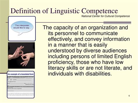 theme definition linguistics ppt cultural and linguistic competence and the clas