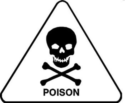 skull poison clipart clipground