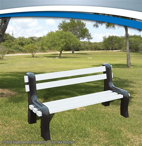 park bench cost durable affordable vinyl park benches superior plastic