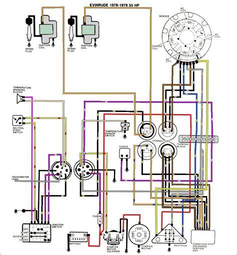 omc boat wiring diagrams schematics wiring diagram