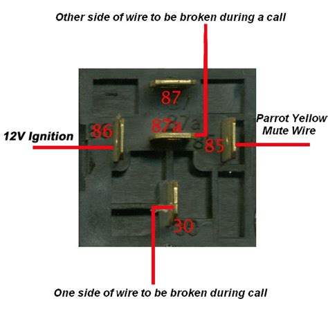 5 prong relay wiring free wiring diagram schematic