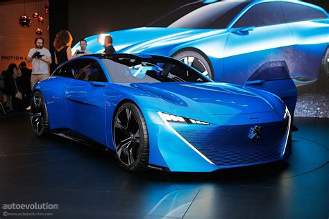 peugeot sport car 2017 peugeot instinct concept shines in geneva with french
