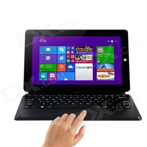 Tablet Ram 2g chuwi vi10 10 6 quot win8 android 4 4 tablet pc 2g ram 32gb rom black free shipping dealextreme