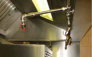 Kitchen Automatic Extinguishing System Top 10 Commercial Kitchen Suppression Issues