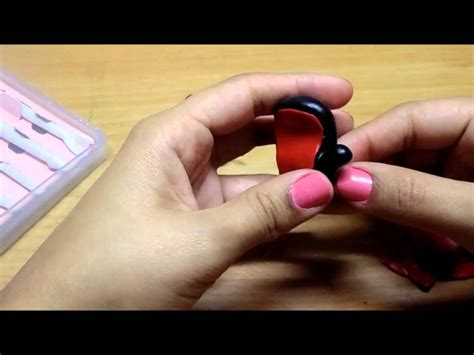 tutorial w boxing glove tutorial w polymer clay guante de box con
