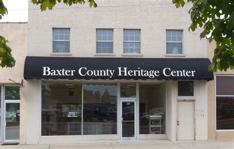 baxter county heritage center century 21 lemac realty