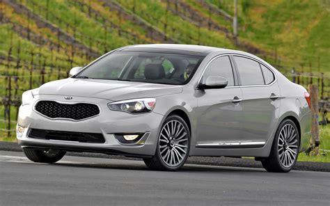 Kia Maintenance Plan 2014 Kia Cadenza To Offer Three Year Complimentary