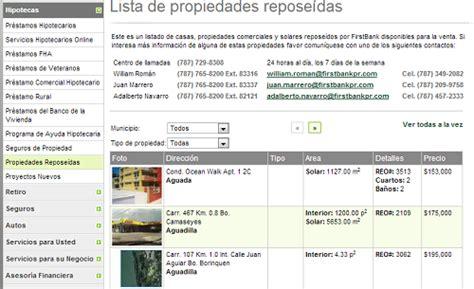 listado de casas reposeidas a la venta en - Casas Ofertadas Por Bancos