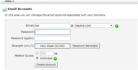 membuat email nama buat email baru nama perusahaan sendiri atau nama kita