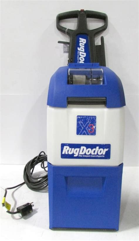 rug doctor soap rug doctor 95504 mighty prox3 carpet shoo machine ebay