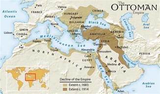 Ottoman Empire Founder Map Of Ottoman Empire With History Facts Istanbul Tour Guide