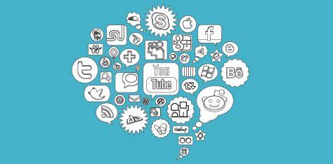 imagenes de simbolos sociales las redes sociales m 225 s usadas por los usuarios con mayores