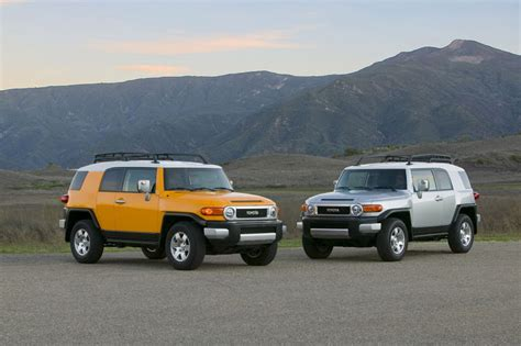 New Toyota Fj 2010 New Toyota Fj Cruiser Car Reviews New Car Used Car