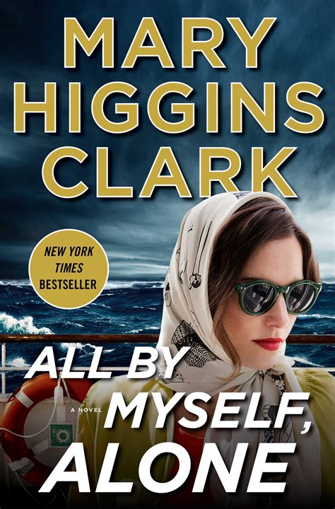 all by myself alone book by higgins clark