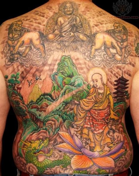 tattoo japanese back full back japanese tattoo