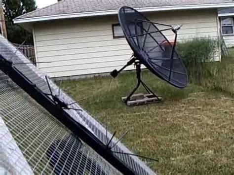 make a digital hd tv antenna from a gate