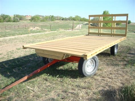 Trailer Hay Rack For Sale by Hay Wagon Trailer Rack Ready For Parade Or Work