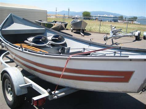 alumaweld drift boat parts 1972 alumaweld 16x48 restored and ready to fish 5 000
