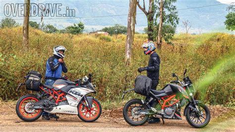 Ktm 390 Duke Seat Height Ktm Rc 390 Vs Ktm 390 Duke In India Overdrive