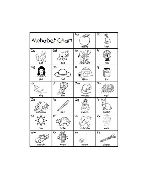 abc template free worksheets 187 alphabet chart printable free math