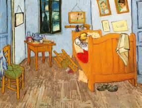 la chambre jaune gogh