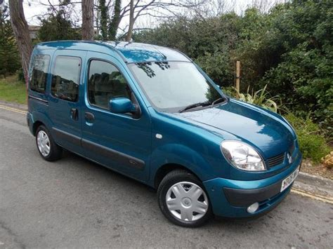 renault kangoo 2006 used renault kangoo 2006 for sale uk autopazar