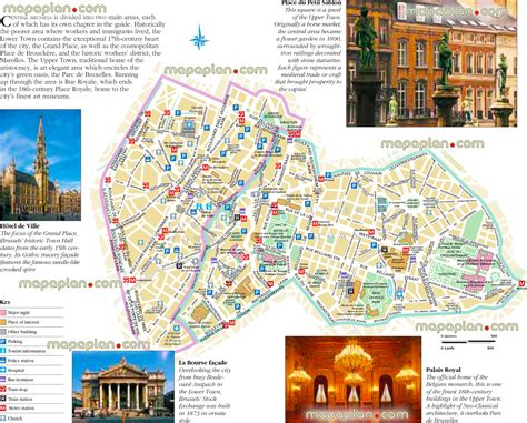 maps update 21051488 tourist attractions map in boston
