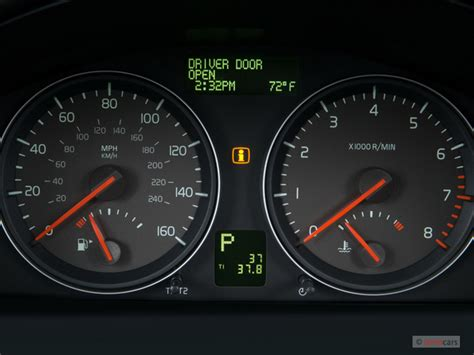 automotive service manuals 2013 volvo c70 instrument cluster 2007 volvo c70 2 door convertible at instrument cluster 9277183