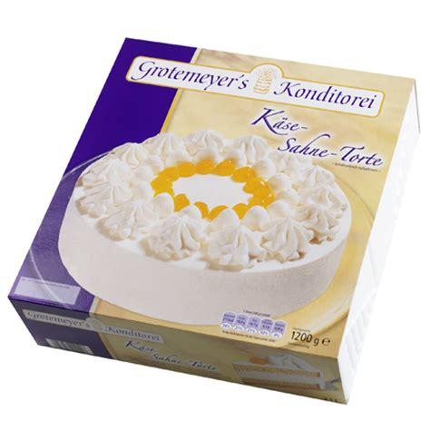 käse sahne kuchen k 228 se sahne torte 1200 gramm grotemeyer s konditorei gmbh
